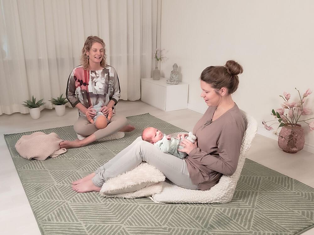 Opleiding docent babymassage